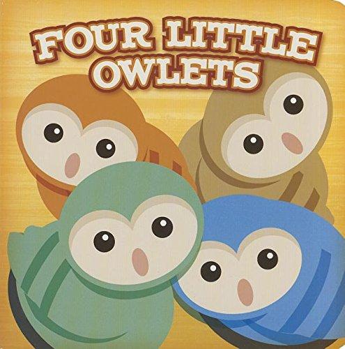 Four Little Owlets: Eric Blehm