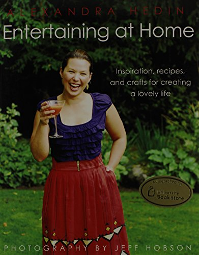 9780982866313: Entertaining at Home