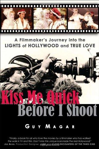 Kiss Me Quick Before I Shoot: Magar, Guy