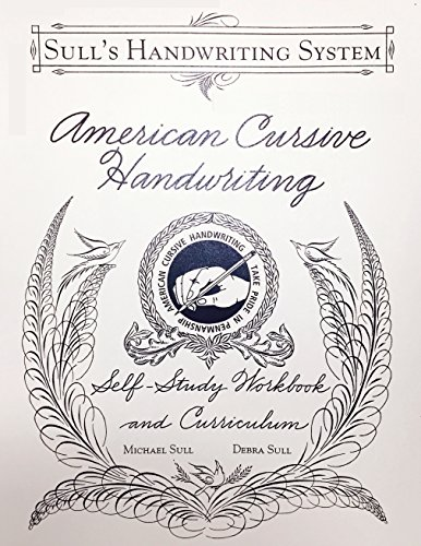 9780982868218: American Cursive Handwriting