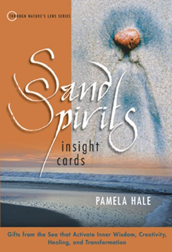 9780982869604: Sand Spirits Insight Cards (36 Photographic Cards and a 16-Page Full-Color Instructional Booklet in a Linen-Covered Keepsake Box) (Through Nature's Lens)