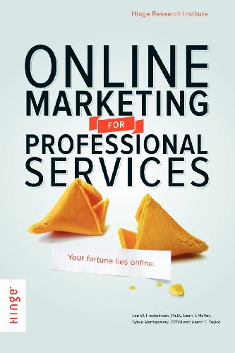9780982881934: Online Marketing for Professional Services