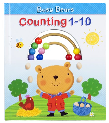 9780982882801: Busy Bear's Counting 1-10