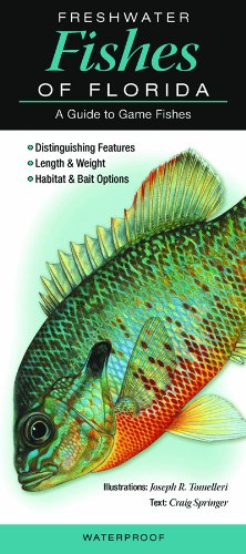9780982885666: Freshwater Fishes of Florida: A Guide to Game Fishes (Quick Reference Guides)