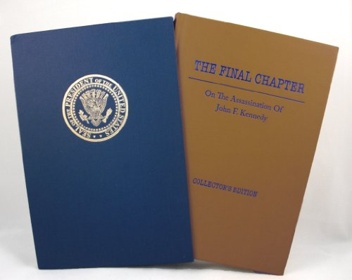 9780982892015: LBJ JFK: The Final Chapter on the Assassination of John F. Kennedy/Collector's Edition