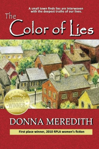 The Color of Lies (Paperback or Softback)