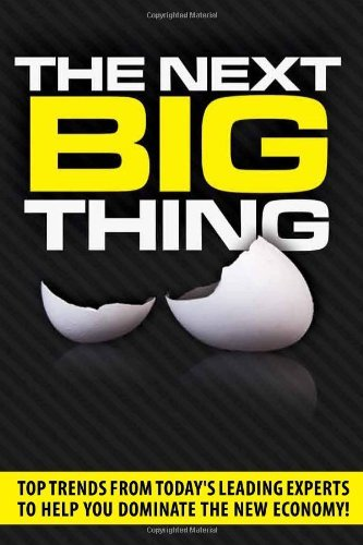 The Next Big Thing : Top Trends: Michael Zuk; Michael