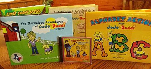 9780982908600: The Marvelous Adventures of JoJo and Duddi in Texas