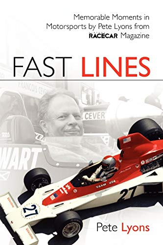 9780982913192: Fast Lines