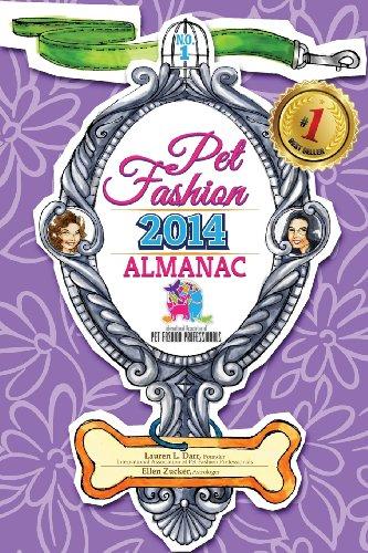 9780982913239: Pet Fashion Almanac 2014
