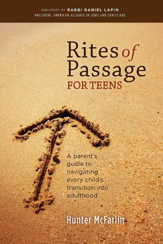 9780982926307: Rites of Passage for Teens