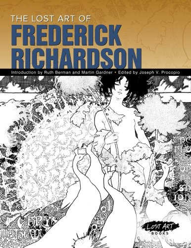 9780982927625: The Lost Art of Frederick Richardson