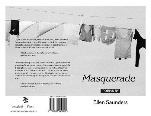 Masquerade: Ellen Saunders