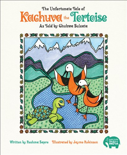 9780982936207: The Unfortunate Tale of Kachuva the Tortoise: As Told by Chukwa Sulcata