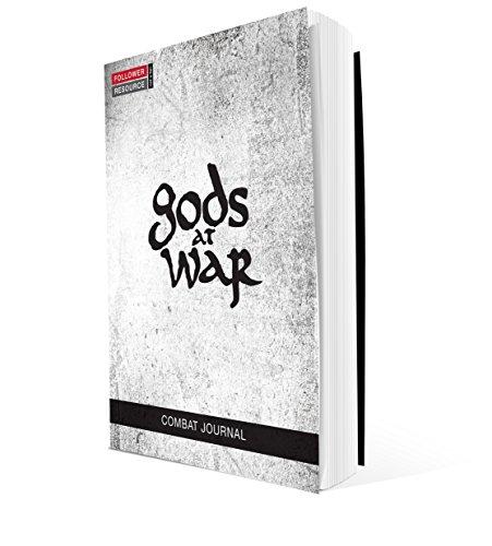 9780982939857: Gods at War Combat Journal