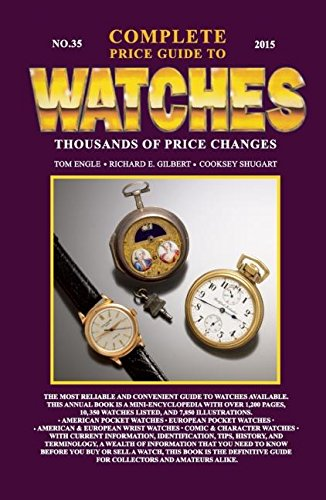 9780982948743: The Complete Price Guide to Watches