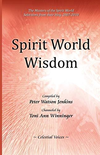 9780982952986: Spirit World Wisdom