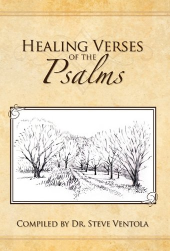 9780982959800: Healing Verses of the Psalms: your ready healing reference!