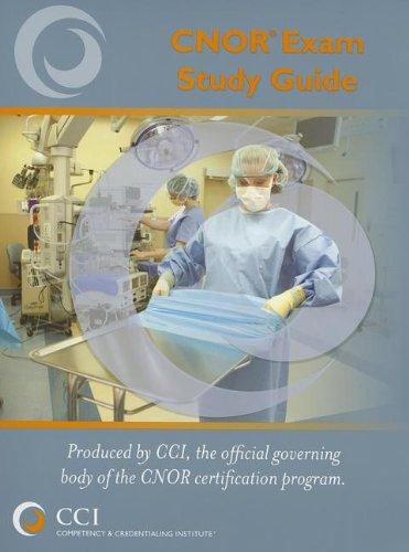 9780982971154: CNOR Exam Study Guide