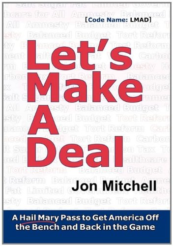 Let's Make A Deal: A Hail Mary: Jon Mitchell