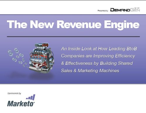 9780982981597: The New Revenue Engine