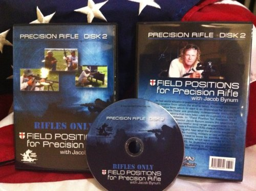 9780982994320: Rifles Only Precision Rifle Disk 2 Field Positions