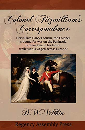 9780982998922: Colonel Fitzwilliam's Correspondence