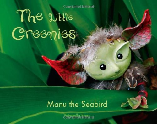 9780983009207: The Little Greenies: Manu the Seabird