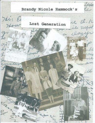9780983030133: Lost Generation