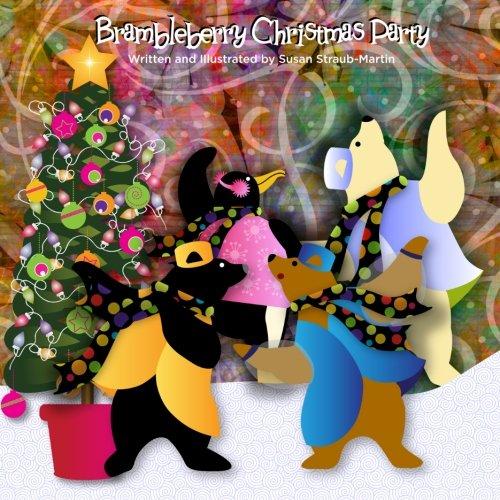 9780983032120: Brambleberry Christmas Party