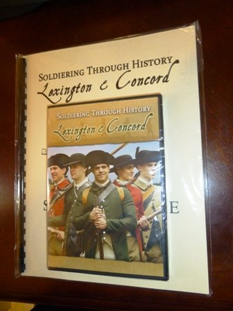 9780983036036: Soldering Through History: Lexington and Concord