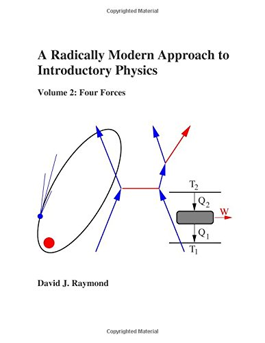 9780983039464: A Radically Modern Approach to Introductory Physics Volume 2: Four Forces