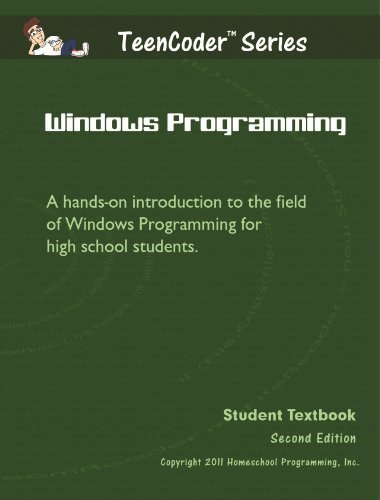 TeenCoder: Windows Programming, Vol. 1 (0983074925) by [???]