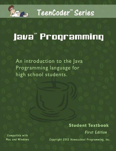 9780983074946: TeenCoder: Java Programming (TeenCoder Java Series, Volume 1)