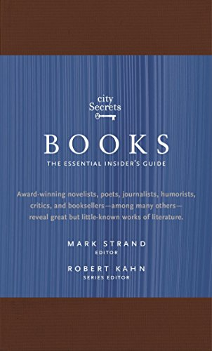 9780983079521: City Secrets Books: The Essential Insider's Guide