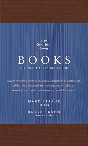 9780983079521: City Secrets Books: The Essential Insider's Guide