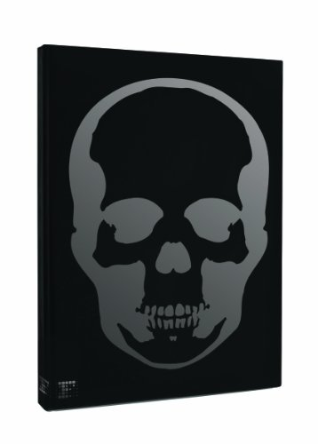 9780983083184: Skull Style: Skulls in Contemporary Art and Design, Metallic Black Cover