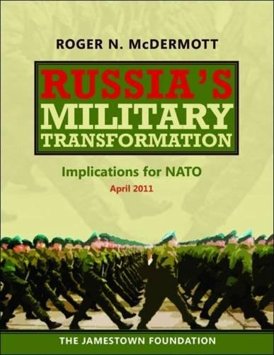 9780983084228: The Reform of Russia's Conventional Armed Forces: Problems, Challenges, & Policy Implications