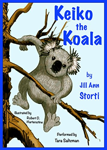 9780983087298: Keiko the Koala [audio cd with illustrated paperback book]