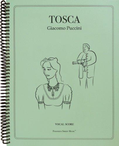 9780983091790: Tosca Vocal Score