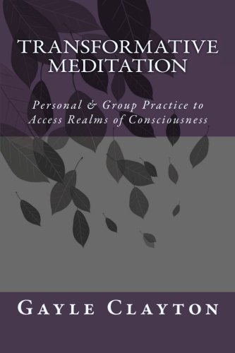 9780983096573: Transformative Meditation: Personal & Group Practice to Access Realms of Consciousness (Volume 2)