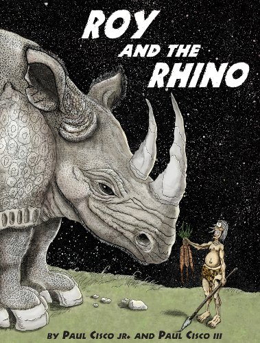 9780983101505: Roy and the Rhino: A Cautionary Coloring Book