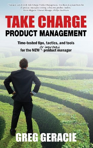 9780983111627: Take Charge Product Management