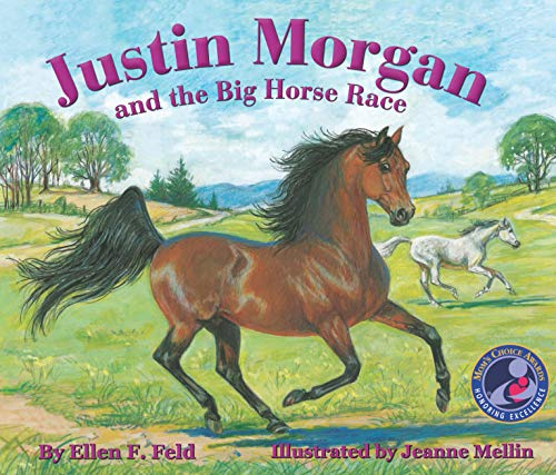 9780983113812: Justin Morgan and the Big Horse Race