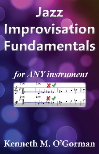 9780983120872: Jazz Improvisation Fundamentals