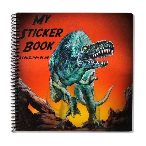 My Sticker Book: Dinosaur - Reusable Sticker Album: Sticker Solution