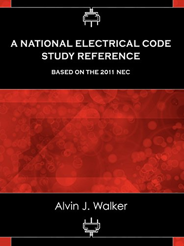 9780983135814: A National Electrical Code Study Reference Based on the 2011 NEC