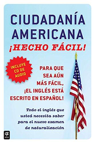 9780983139058: Ciudadania Americana, Con/CD: Hecho Facil!