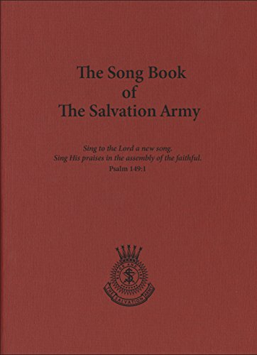The Song Book of the Salvation Army: The Salvation Army