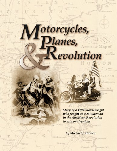 9780983173717: Motorcycles, Planes, & Revolution